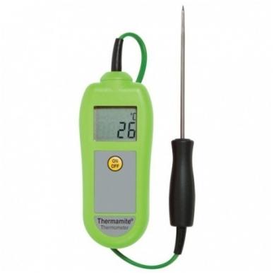 Termometras ETI Food Check maistui su zondu (su 0.1 °C rezoliucija) 4