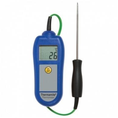 Termometras ETI Food Check maistui su zondu (su 0.1 °C rezoliucija) 3