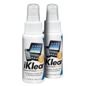 iKlear 60 ml. valiklio buteliukai (2 vnt.)