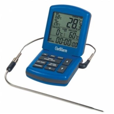 Termometras ChefAlarm skirtas kepiniams su laikmačiu ETI 810-041 3