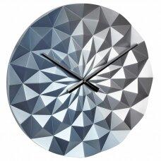 Analoginis sieninis laikrodis TFA DIAMOND