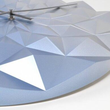 Analoginis sieninis laikrodis TFA DIAMOND 2