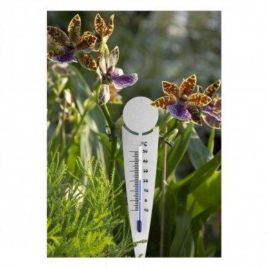 Termometras gėlių vazonams TFA BLOOMY 3