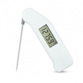 Etaloninis Aukštos rezoliucijos termometras SU METROLOGINE PATIKRA ETI Reference Thermapen