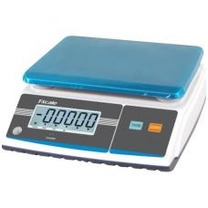 Sertifikuotos Elektroninės svarstyklės su metrologine patikra ZHW-15K-MR iki 15kg svorio. Padalos vertė: 5 g. Platformos matmenys: 204x263 mm