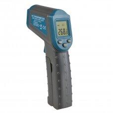 Infraraudonųjų spindulių termometras su METROLOGINE PATIKRA TFA RAY (nuo -50°C iki +500°C)