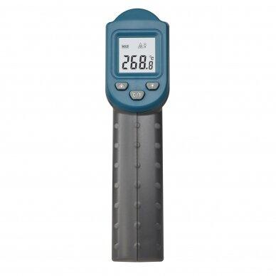 Infraraudonųjų spindulių termometras su METROLOGINE PATIKRA TFA RAY (nuo -50°C iki +500°C) 3