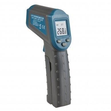 Infraraudonųjų spindulių termometras su METROLOGINE PATIKRA TFA RAY (nuo -50°C iki +500°C) 2