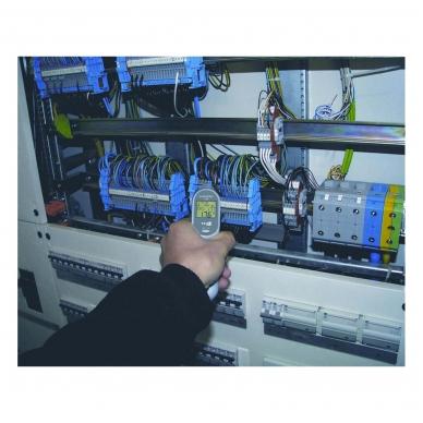 Infraraudonųjų spindulių termometras SU METROLOGINE PATIKRA TFA SCANTEMP 410 (nuo -60°C iki 500°C) 6