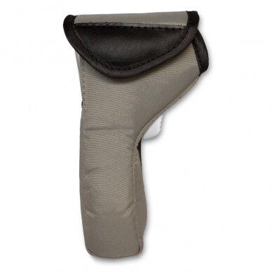 Infraraudonųjų spindulių termometro dėklas, skirtas apsaugoti prietaisą nuo drėgmės ir temperatūros pokyčių Delta Trak