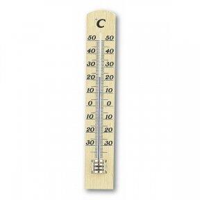Vidaus (kambario) - lauko termometras TFA 12.1003.05 (-30 +50 C)