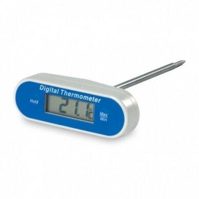 Kišeninis termometras su 300 mm zondu ETI 810-287