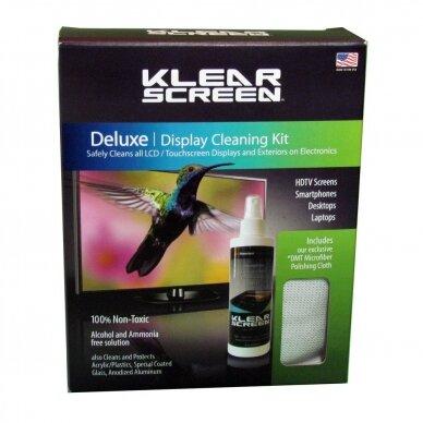 "Klear Screen ""Deluxe"" valymo rinkinys"