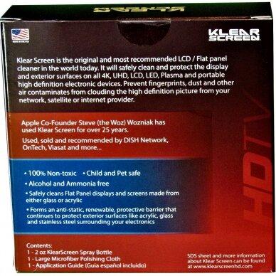 Klear Screen valymo rinkinys didelės raiškos ekranams 3