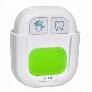 Laikmatis rankoms plauti ir dantims valyti TFA 38-2046-02 3