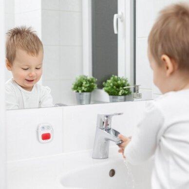 Laikmatis rankoms plauti ir dantims valyti TFA 38-2046-02 5