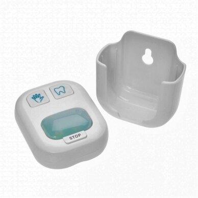Laikmatis rankoms plauti ir dantims valyti TFA 38-2046-02 4