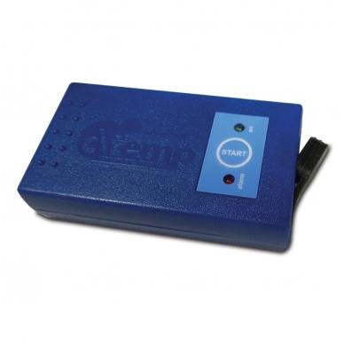 Marathon vienkartinis temperatūros registratorius sauso ledo aplinkose C-temp-USB-80C