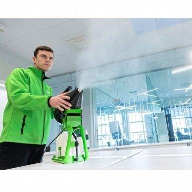 Mobilus šalto rūko purkštuvas dezinfekcijai BIO MINI ULV 4