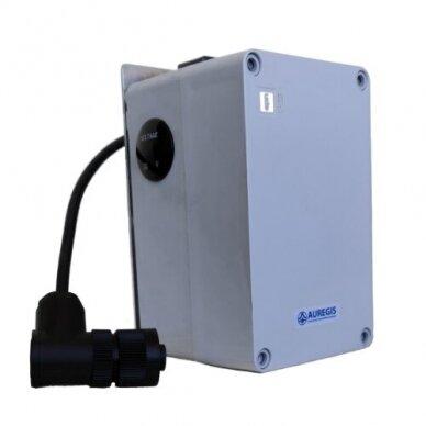 Nešiojama deguonies (O2) koncentracijos matavimo sistema kompostui COMPOST 6