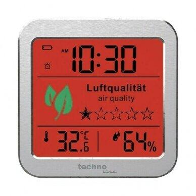 Oro kokybės matuoklis TECHNOLINE WL1020 4