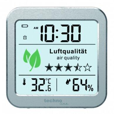 Oro kokybės matuoklis TECHNOLINE WL1020 2