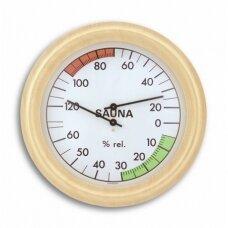 Pirties termometras-higrometras TFA 40-1006