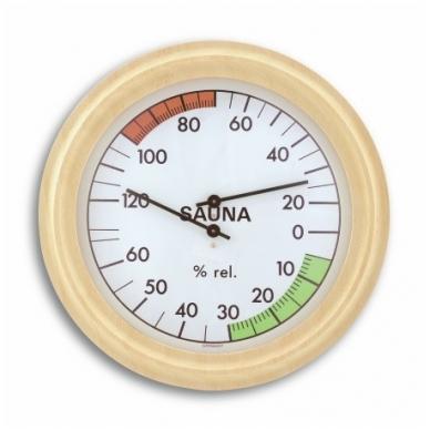 Pirties termometras-higrometras su METROLOGINE PATIKRA TFA 40-1006