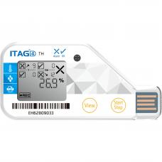 Vienkartinis temperatūros ir drėgmės registratorius TempSen ITAG4RH