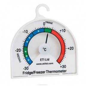 Šaldytuvo - šaldiklio termometras ETI 800-000