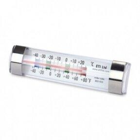 Šaldytuvo - šaldiklio termometras ETI 803-925