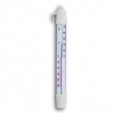 Skystinis šaldytuvo - šaldiklio termometras TFA (nuo -50°C iki +50°C)
