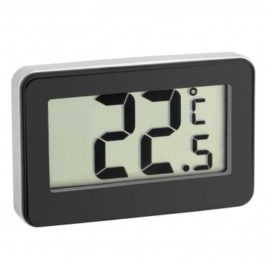 Skaitmeninis pakabinamas šaldytuvo termometras su METROLOGINE PATIKRA TFA 30-2028-01