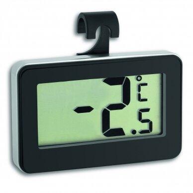 Skaitmeninis pakabinamas šaldytuvo termometras TFA 30-2028-01 3