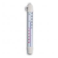 Pristatymas 1-2 d.d. Skystinis termometras su METROLOGINE PATIKRA skirtas šaldytuvams - šaldikliams TFA Dostman (-50 iki +50 C)