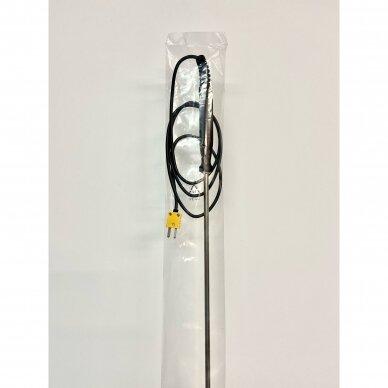 Skaitmeninis komposto termometras su 80 cm zondu Compter 2