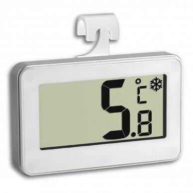 Skaitmeninis šaldytuvo termometras TFA 30-2028-02 2