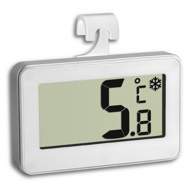 Skaitmeninis šaldytuvo termometras SU METROLOGINE PATIKRA TFA 30-2028-02 2
