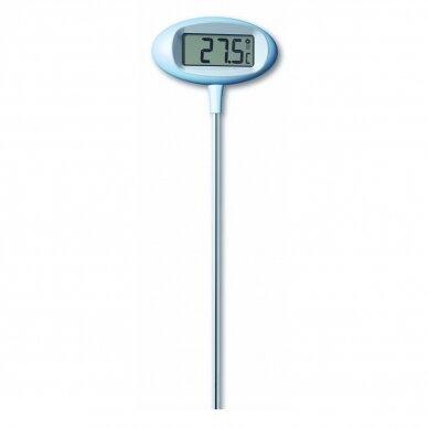 Skaitmeninis itin didelis sodo termometras TFA ORION