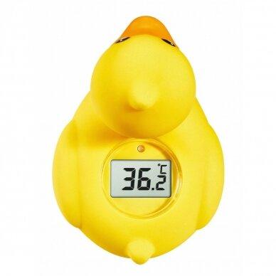Skaitmeninis vonios termometras TFA DUCKY 2