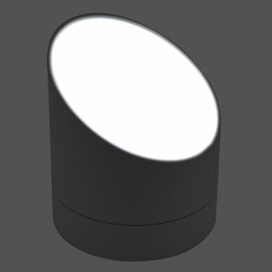 Skaitmeninis žadintuvas su naktine LED lempute TFA TIME & LIGHT 2