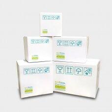 Temperatūrinė M-ii dydžio dėžė farmacijos produktams PHARMABOXES 2°C-8°C