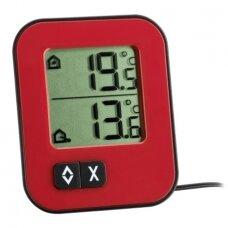 Termometras MOXX SU METROLOGINE PATIKRA TFA 30.1043.05
