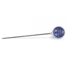 Termometras skysčiams su 20 cm. ilgio zondu DeltaTrak FlashCheck® Digital Lollipop