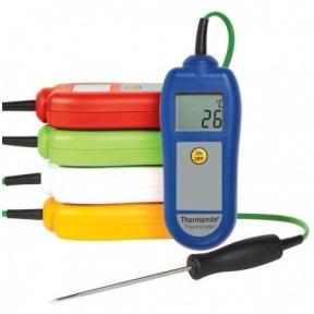 Termometras ETI Food Check maistui su zondu (su 0.1 °C rezoliucija)