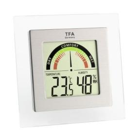 Termometras - higrometras su komforto lygio indikatoriumi TFA 30.5023