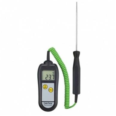 Termometras SU METROLOGINE PATIKRA ETI CaterTemp 221-046