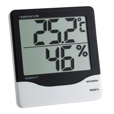 Termometras - higrometras TFA 30-5002