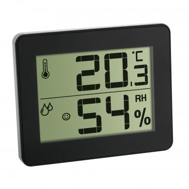 Skaitmeninis termometras-higrometras su METROLOGINE PATIKRA TFA 30-5027-01