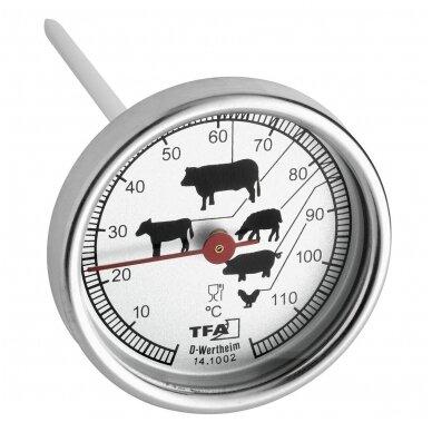 Termometras kepsniams SU METROLOGINE PATIKRA TFA 14-1002